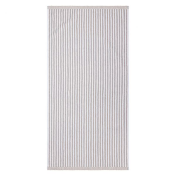 Polka Stripes Little Stripes Duschtuch<br>70 x 140 cm